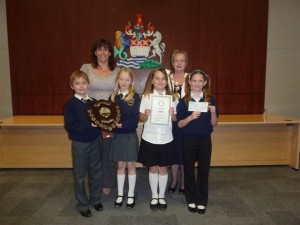 2012 Keep Schools Tidy Shorne