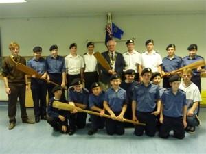 2012 Sea Cadets