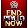 Tribute to PolioPlus in Parliament