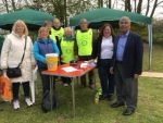 Rotary at Meopham's May Day Fayre
