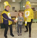 Helping Marie Curie Cancer Care