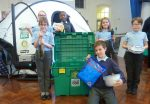 Cecil Road School supports Shelterbox
