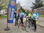 Rotarian Cycles to Hamburg